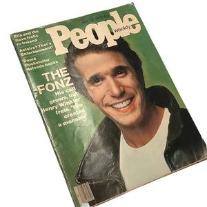 1976 People Magazine Henry Winkler